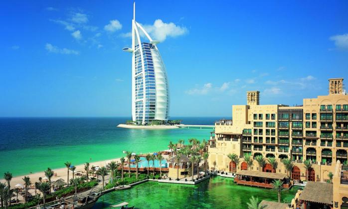 Al arab Dubai