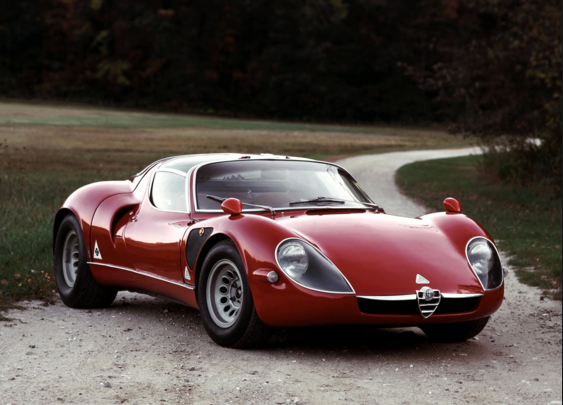 1967 33 Stradale