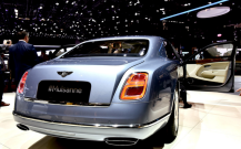 Bentley Mulsanne 5