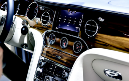 Bentley Mulsanne 6