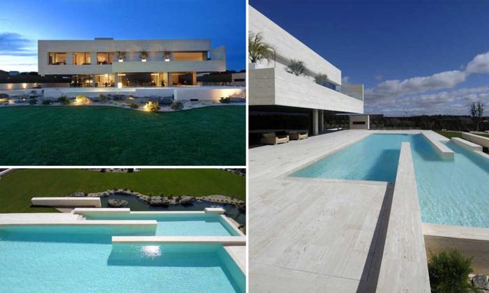 Cristiano Ronaldo's house