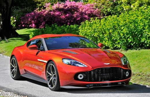 Aston Martin Vanquish Zagato 5