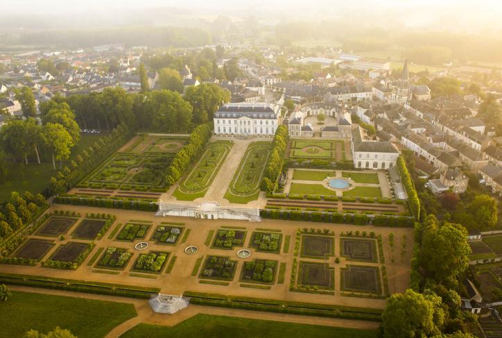 Chateau du Grand-Lucé 3
