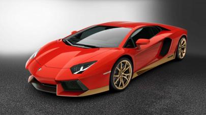 Lamborghini Miura special edition