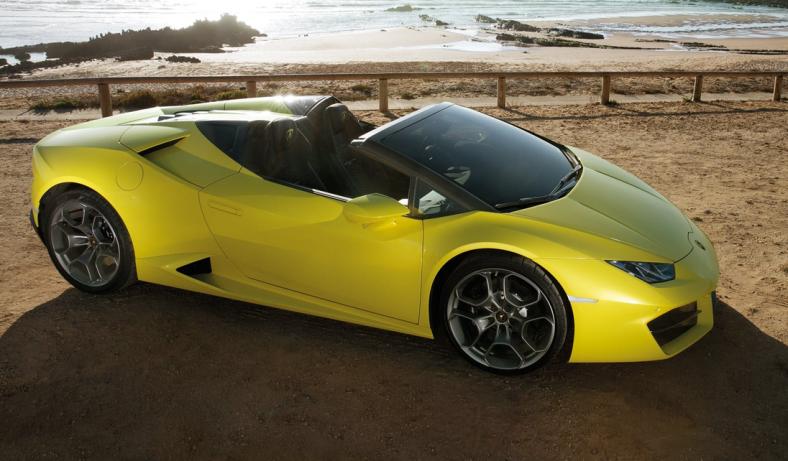 Lamborghini RWD Huracán Spyder